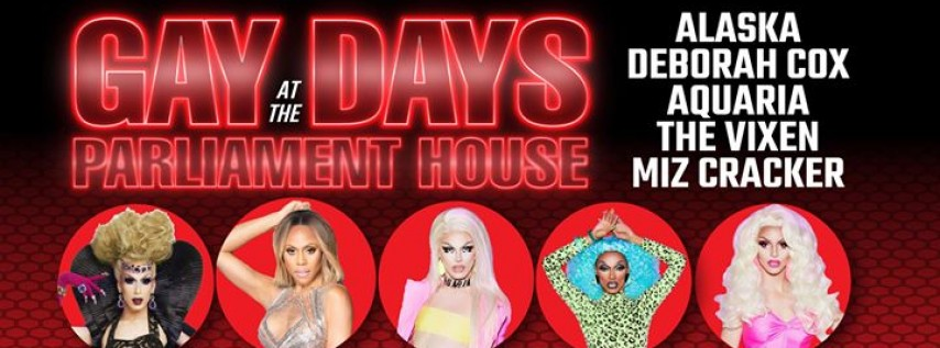 Gay Days 2018 at the Parliament House