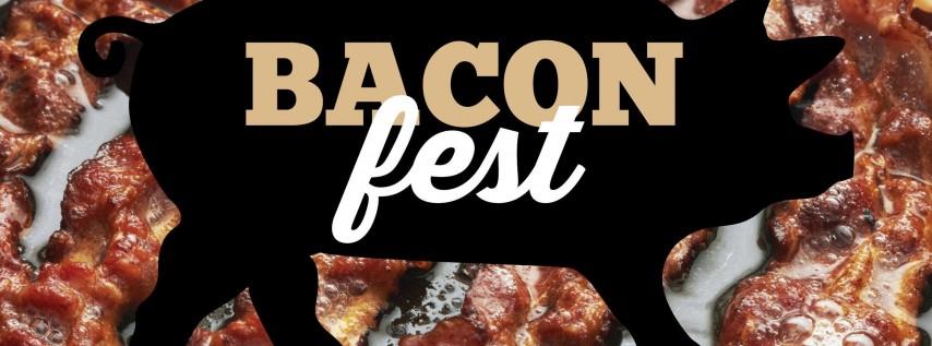 Bacon Fest - 107.3 The River & 97.9 Kiss FM