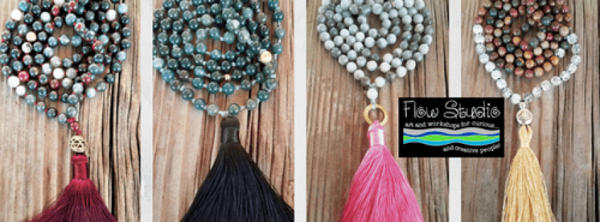 Mala Necklace Making: Mala 101 Workshop
