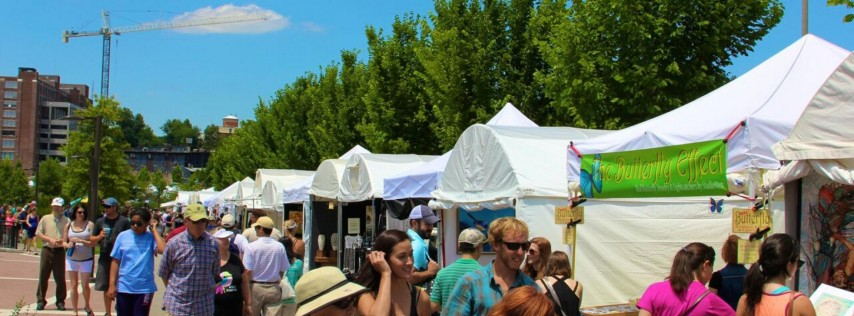 The Sixth Annual Old Fourth Ward Arts Festival