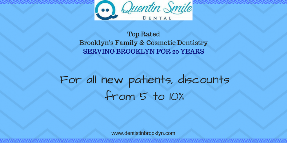 Discount from Family Cosmetic & Implant Dentistry of Brooklyn