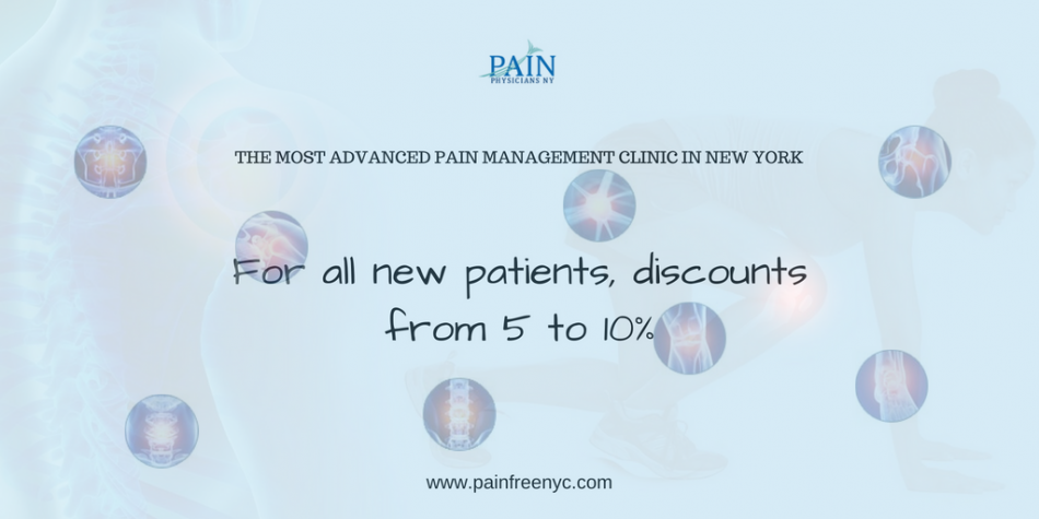 Discount from Pain Physicians NY
