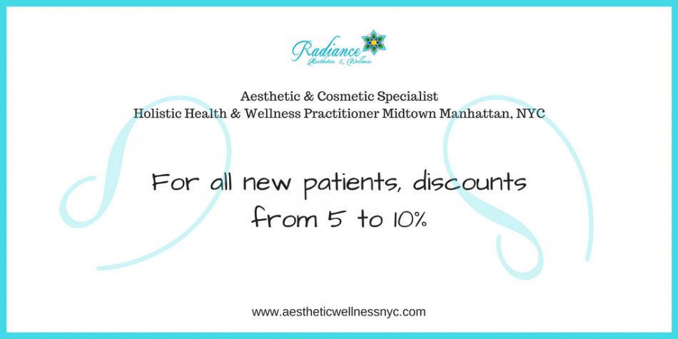 Discount from Radiance Aesthetics & Wellness
