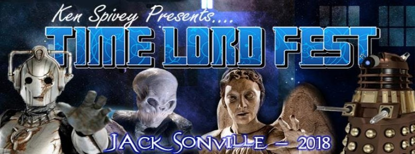 Time Lord Fest - Jacksonville 2018 Vendor Space