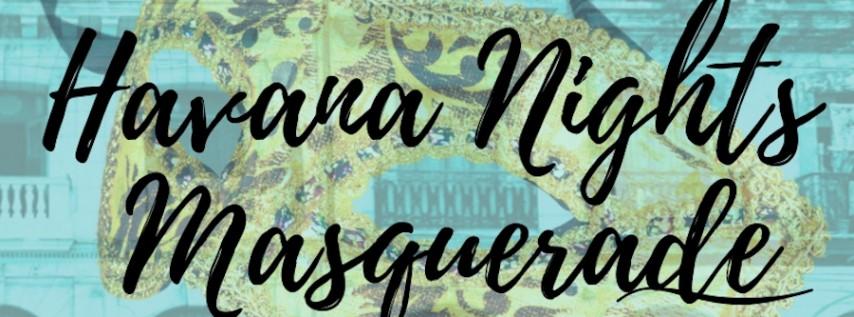 Havana Nights Masquerade