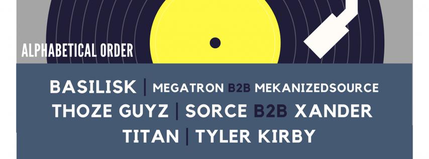 Digital Dose Presents Sundaze Sessions at Myth Nightclub 05.20.18