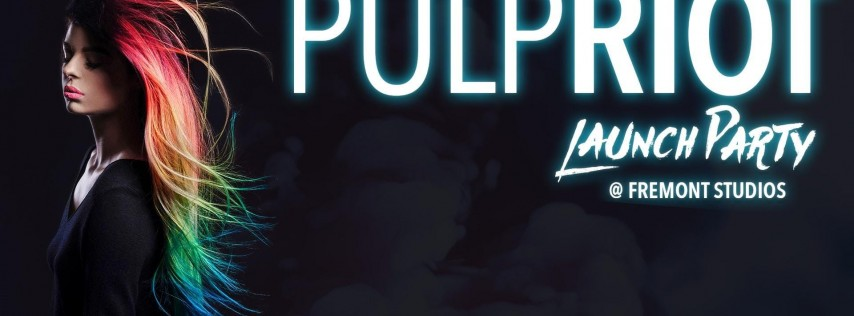 PULPRIOT Launch Party