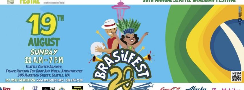 BrasilFest 20th Anniversary!!