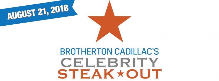 Celebrity Steak-Out 2018