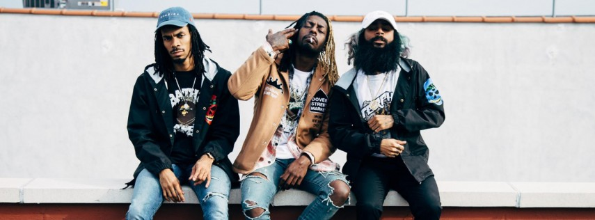 (SOLD OUT) Flatbush Zombies at Revolution Live