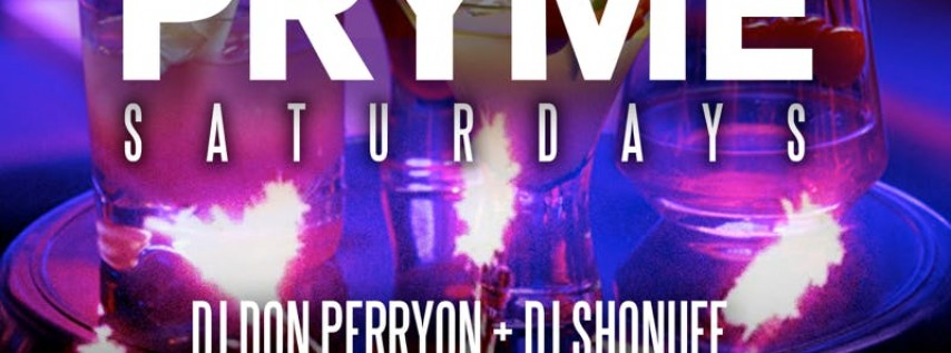 SYNFUL SATURDAYS @ PRYME BAR