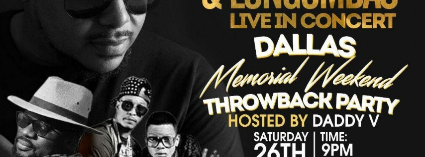 Dallas Memorial ThrowBack Party