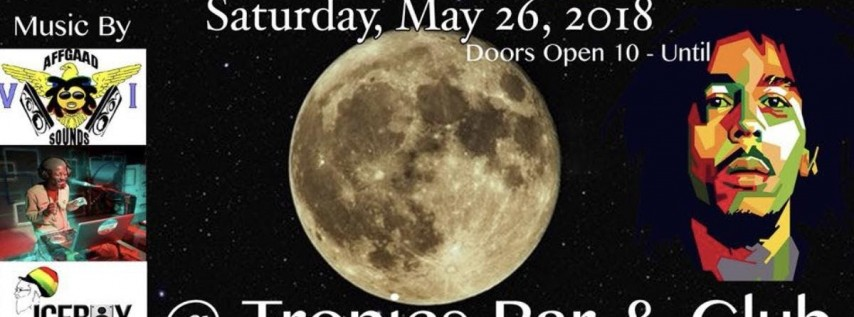Full Moon Reggae Party