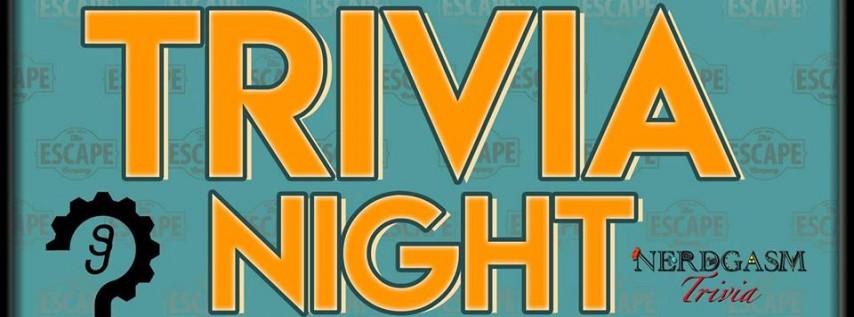 Trivia Night at The Escape Company