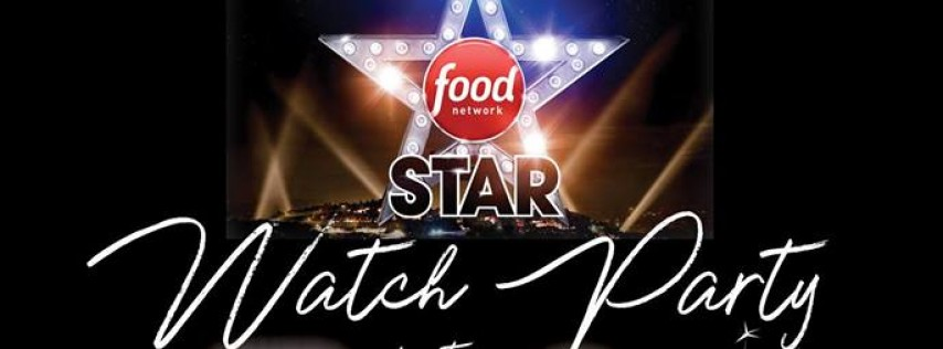 Chef Manny FD Food Network Star Watch Party