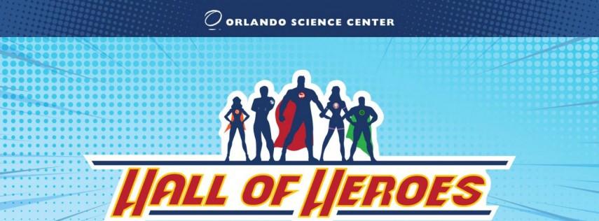 Opening Weeks: Hall of Heroes Exhibit