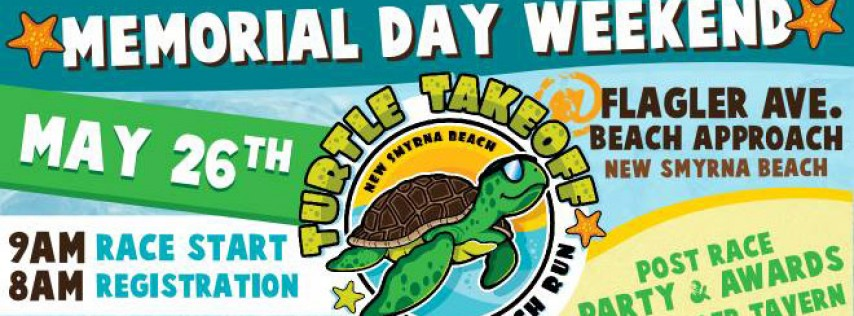Turtle Take Off 5K Beach Run