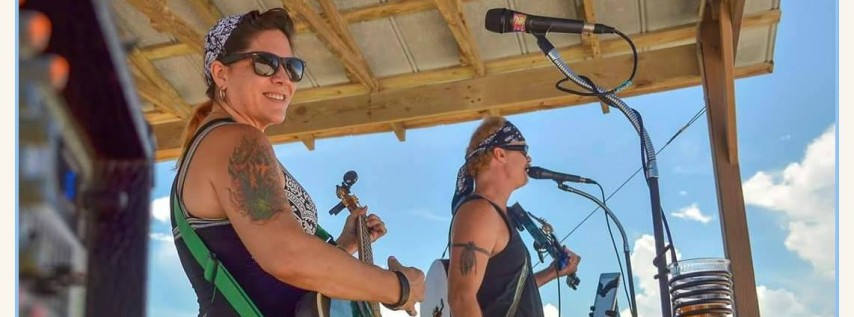 Memorial Day with String Shine Live at JB's Fish Camp NSB
