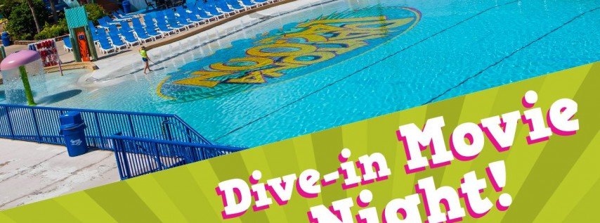 Dive-in Movie Night - Finding Dory