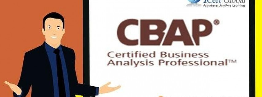 CBAP Certification Training Course in Allen, TX