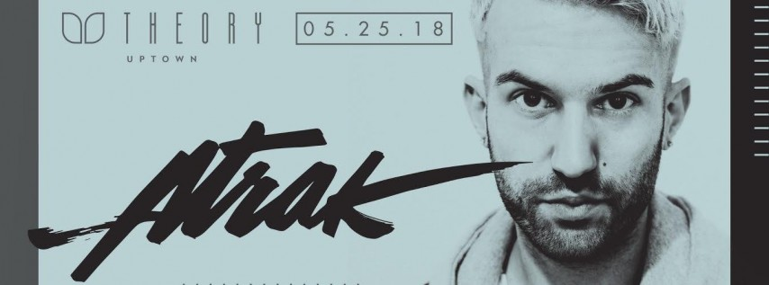 A-Trak (21 and up)