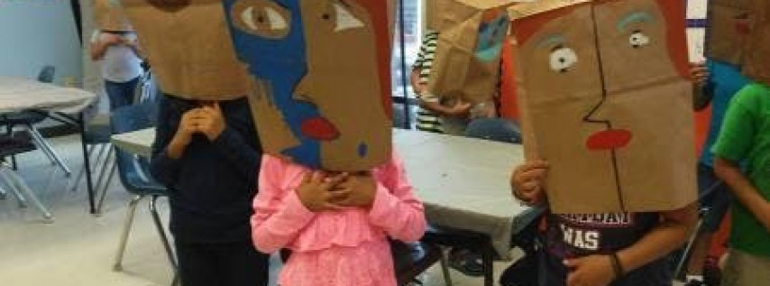 Masks and Disguises Summer Camp