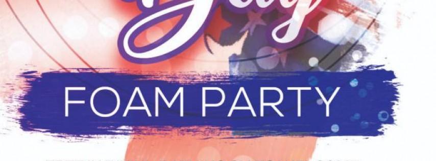 Memorial Day Foam Party at Club Prana