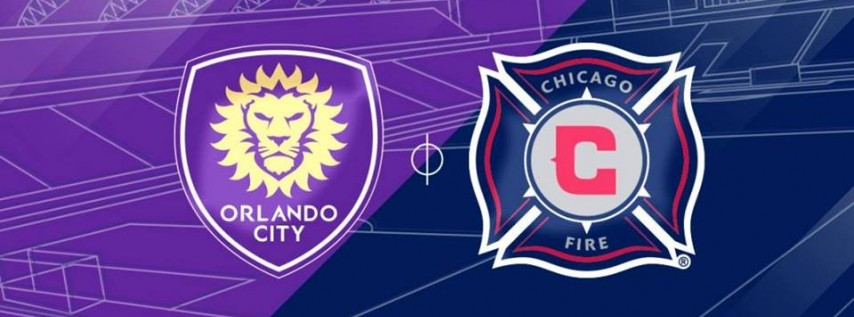 Orlando City vs. Chicago Fire Tailgate Party
