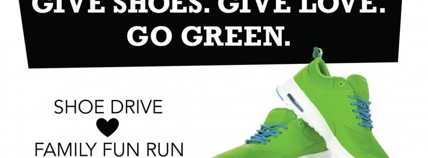 Shoe Drive & Family Fun Run