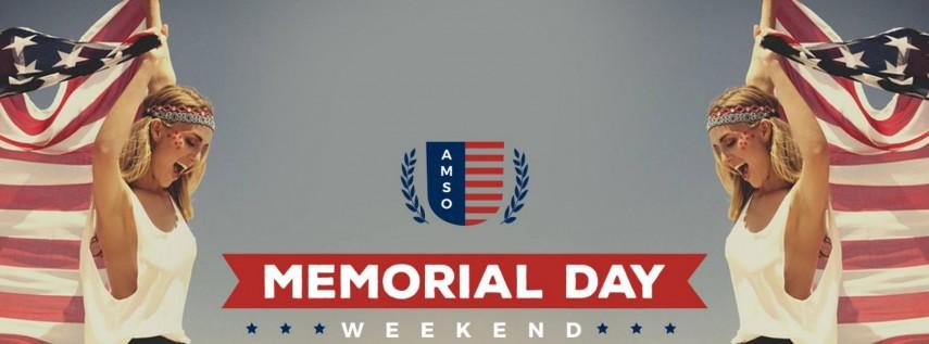 AmSo Tampa Memorial Day Weekend