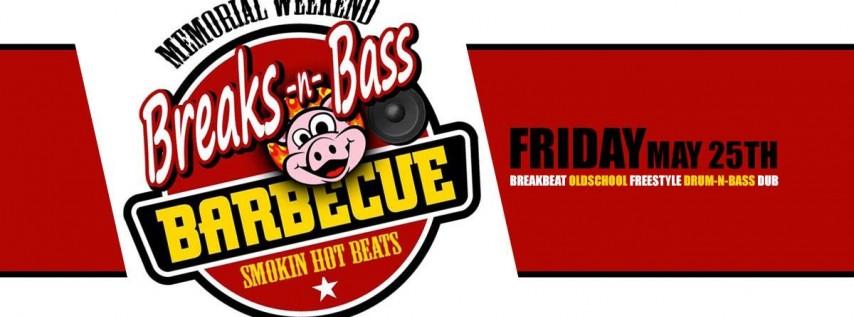 Breaks -n- Bass BBQ