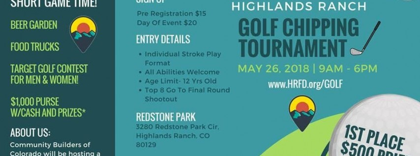 Highlands Ranch Target Golf Tournament