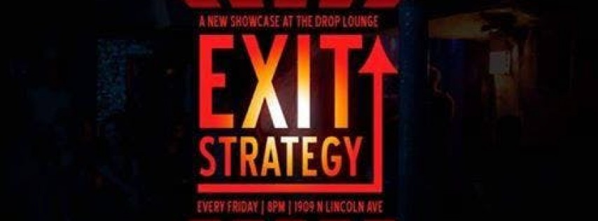 Exit Strategy Comedy Showcase
