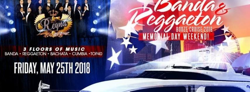 Banda + Reggaeton cruise 2018