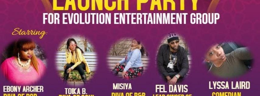 Evolution Entertainment Group Label Launch Party
