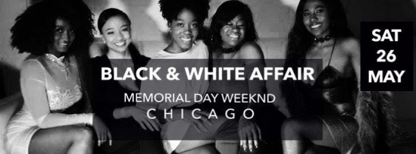 Afro Int'l Dance Party- Black & White Affair (Memorial Day Weeknd)