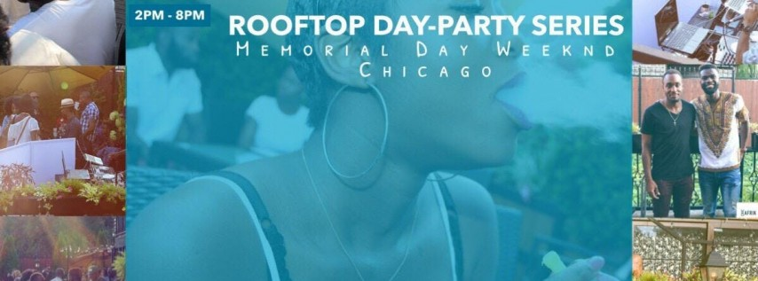 THIS IS AFRIKA: Rooftop Day-party Experience