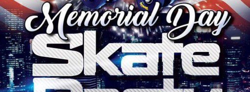 Memorial Day Skate Party