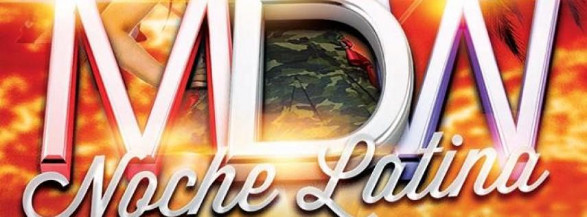 Noche Latina Memorial Day Weekend