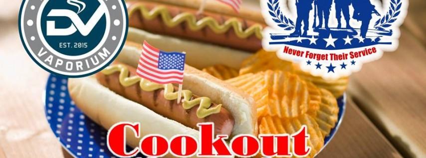 Memorial Day Cookout Downtown Vaporium