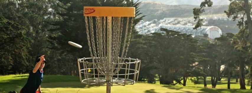 Disc Golf Pro Tour - San Francisco Open presented by Innova Champion Discs