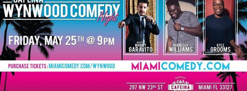 Memorial Day Weekend Miami Comedy Show