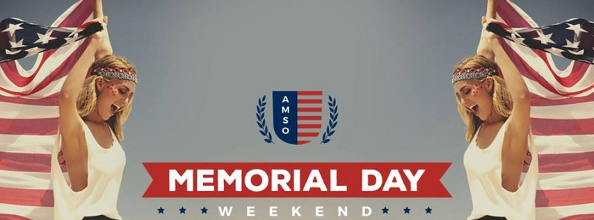 AmSo Brickell Memorial Day Weekend