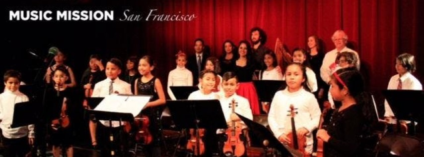 MMSF concert at Mission Cultural Center for Latino Arts