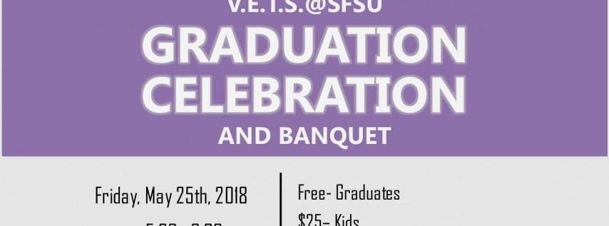 VETS@SFSU 2018 Graduation Celebration