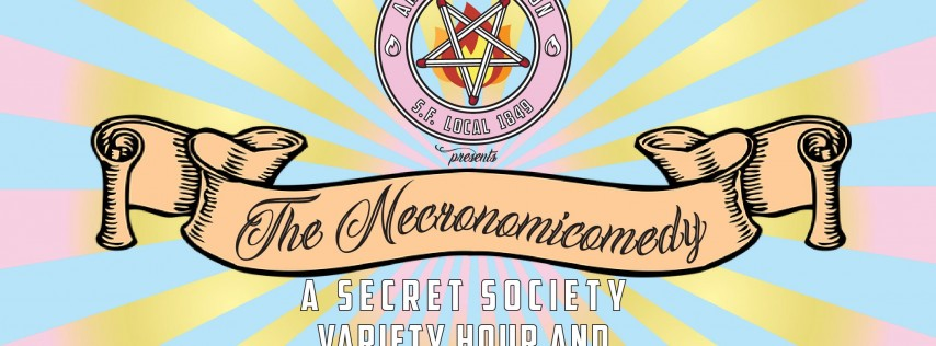 The Necronomicomedy