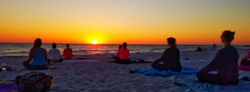 Sunset Yoga: Memorial Day Weekend!
