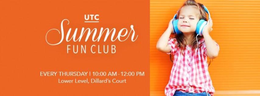 Summer Fun Club: Stars & Stripes Celebration
