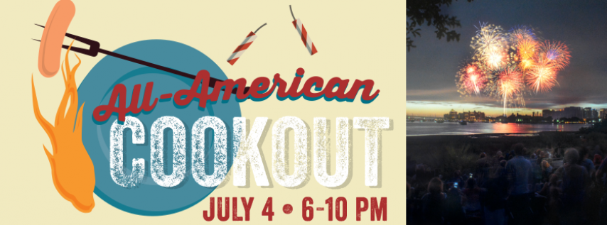 Fourth of July All-American Cookout