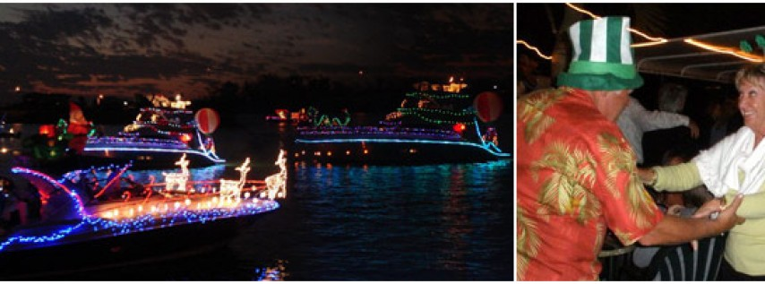 Fireworks Cruise by Le Barge Tropical Cruises
